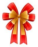 Ribbon bow Royalty Free Stock Photos