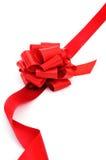 Ribbon bow Stock Images