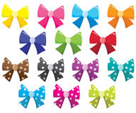 Ribbon Bow Royalty Free Stock Image