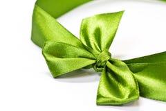 Ribbon bow Stock Photos
