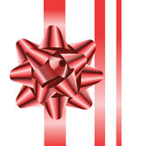 Ribbon and bow Stock Images