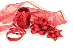 Ribbon and Bows Royalty Free Stock Photo