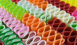 Ribbon Candy Stock Image
