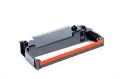 Ribbon cartridge for dot matrix printer Royalty Free Stock Photography