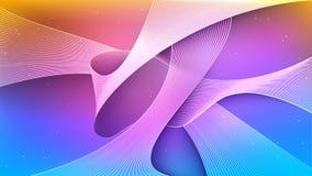 Ribbon colored vector illustration vector illustration