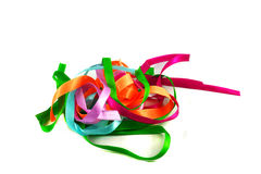 Ribbon colorful Royalty Free Stock Image