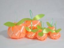 Ribbon Crafts Royalty Free Stock Photography