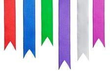 Ribbon  decoration Stock Images