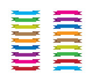 Ribbon design Stock Image