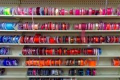 Ribbon  Display Stock Images