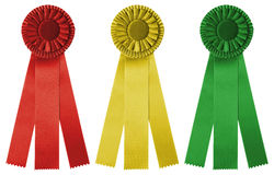 Ribbon First Place Royalty Free Stock Photo