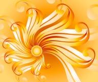 Free Ribbon Flower Background Royalty Free Stock Photos - 3131578