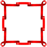 Ribbon frame Royalty Free Stock Photos