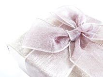 Ribbon Gift Stock Photo