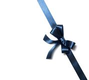 Ribbon for gift box Stock Image