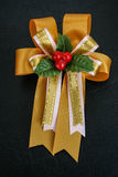Ribbon for Gift Box Stock Photography