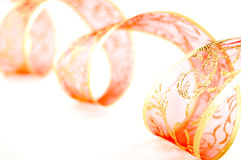Ribbon  holiday Royalty Free Stock Photography