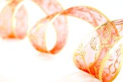 Ribbon Holiday Royalty Free Stock Photography