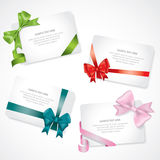 Ribbon icons Stock Images