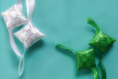 Ribbon Ketupat decoration