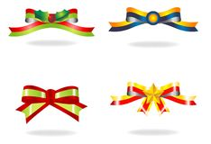Ribbon Ornament Royalty Free Stock Photos