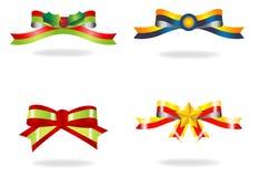 Ribbon Ornament Royalty Free Stock Photos