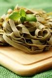 Ribbon pasta Royalty Free Stock Image