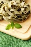 Ribbon pasta Stock Photo