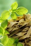 Ribbon pasta Stock Image