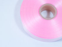 Ribbon pink Royalty Free Stock Photography