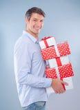 Ribbon presents Stock Photography