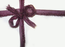 Ribbon for a pressent Stock Photo