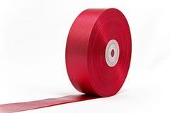Ribbon red carpet Stock Photos