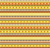 Ribbon seamless pattern. Stock Photography