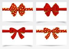 Ribbon set Royalty Free Stock Image