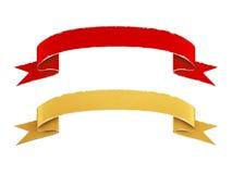 Ribbon Set Royalty Free Stock Photo