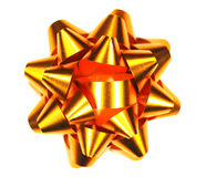 Ribbon star Stock Photo