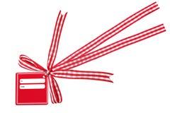 Ribbon Tag Royalty Free Stock Images