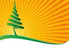 Ribbon tree Royalty Free Stock Photography