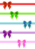 Ribbon vector Stock Image