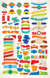 Ribbon Vector Collection Royalty Free Stock Photos