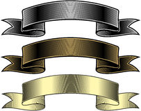 Ribbons Royalty Free Stock Photography