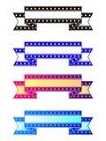 Ribbons royalty free stock photo