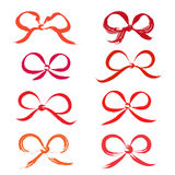 Ribbons Royalty Free Stock Photos