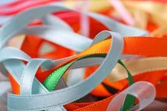 Ribbons Royalty Free Stock Photography