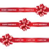 Ribbons & Bows Stock Image