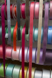 Ribbons colors Stock Photo