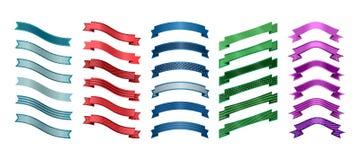 Ribbons Royalty Free Stock Image