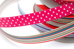 Ribbons Roll Stock Image