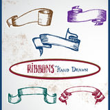 Ribbons-1 Stock Photography